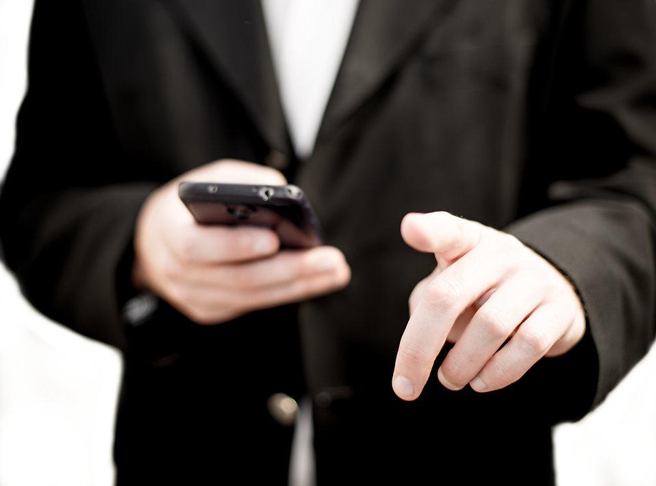 Telefoonaanname service